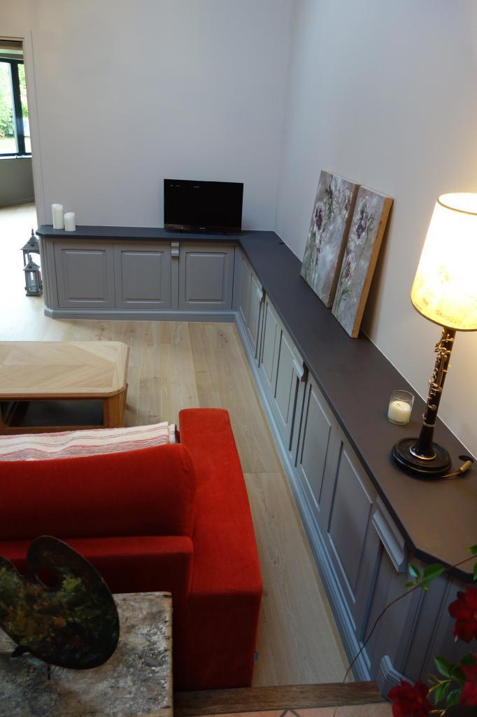 Comptoir bas - meuble de rangement