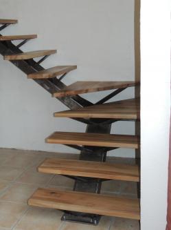 Marches d'escalier