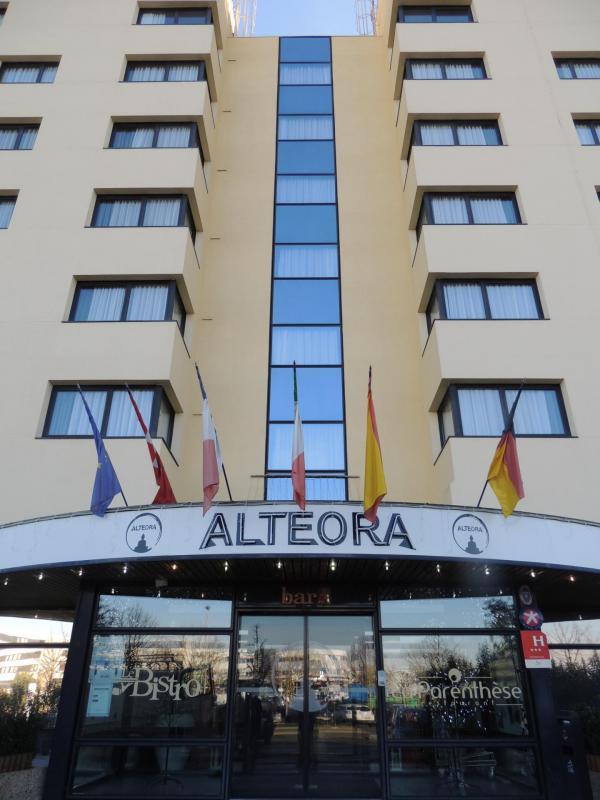 Hotel Restaurant  Altéora Futuroscope Poitiers