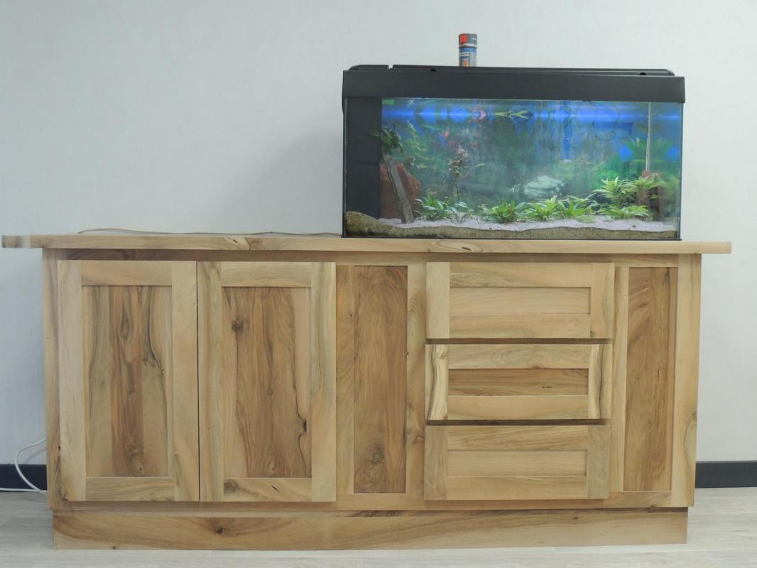 aquarium furniture - www.ateliercannelle.com