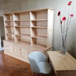 Bibliothèque- Atelier Cannelle - La Rochelle