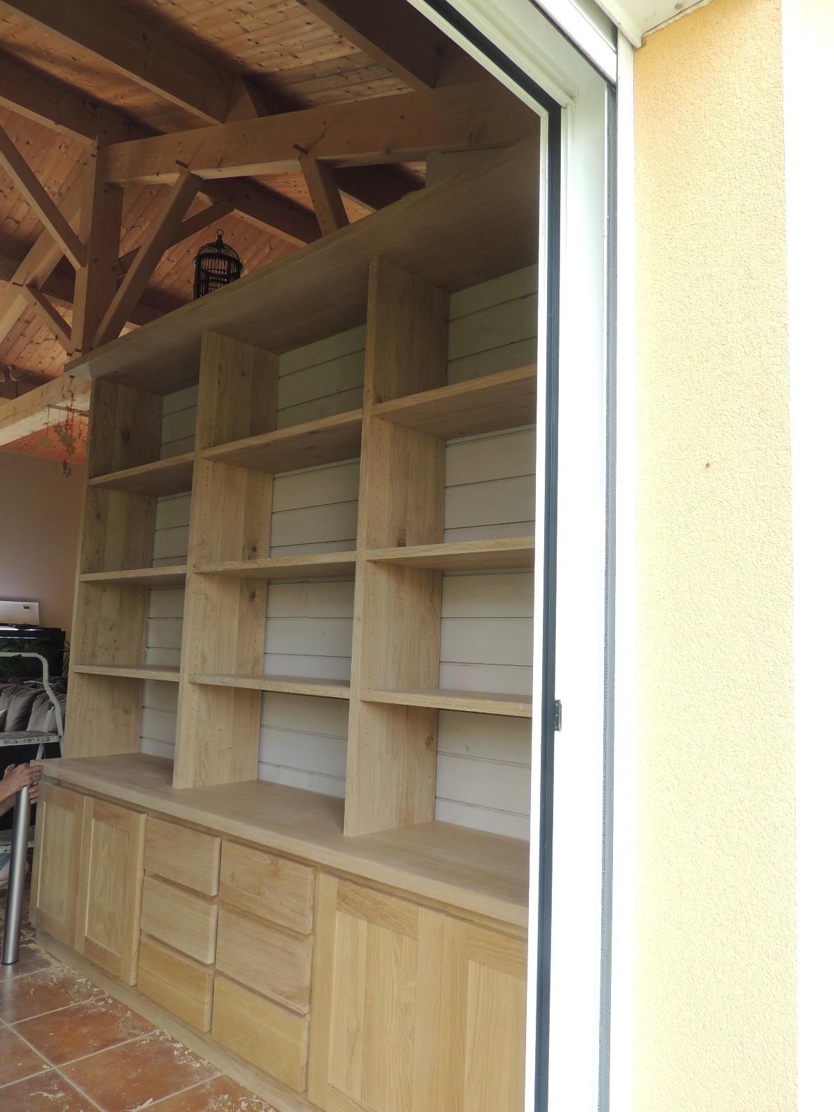 atelier cannelle.com  (17)- bibliothèque en chêne