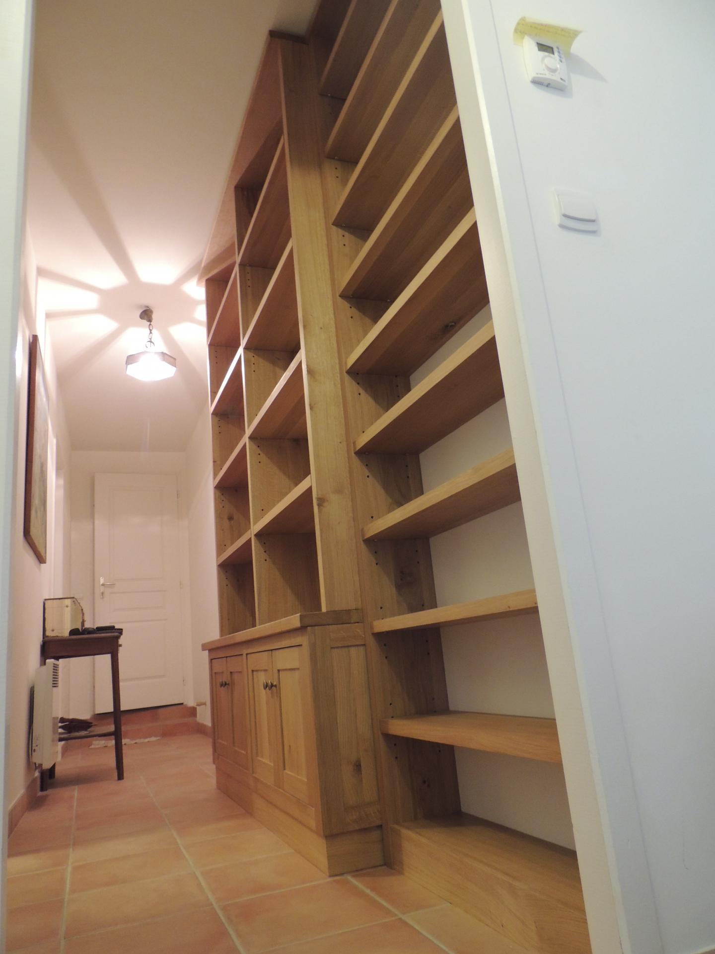 http://www.ateliercannelle.com/en/ - oak bookcase