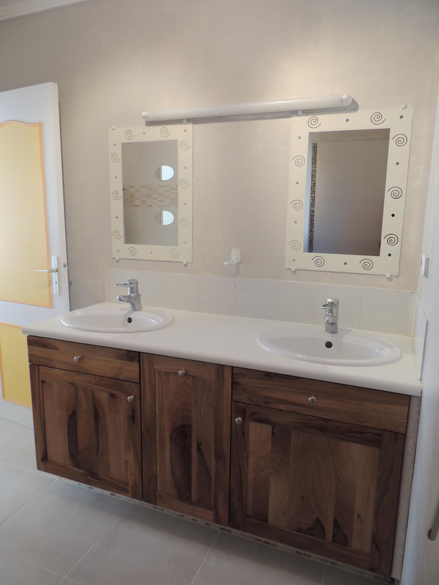 Salle de bain wc for Relooker une salle de bain