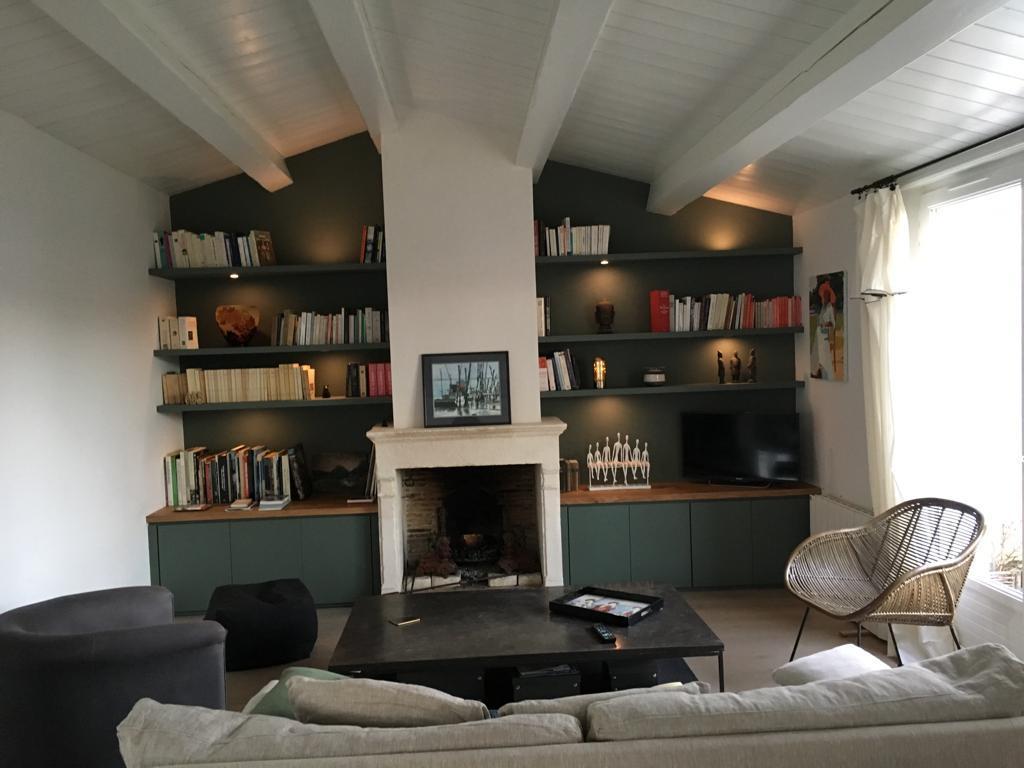 bibliothèque rétaise www.ateliercannelle.com