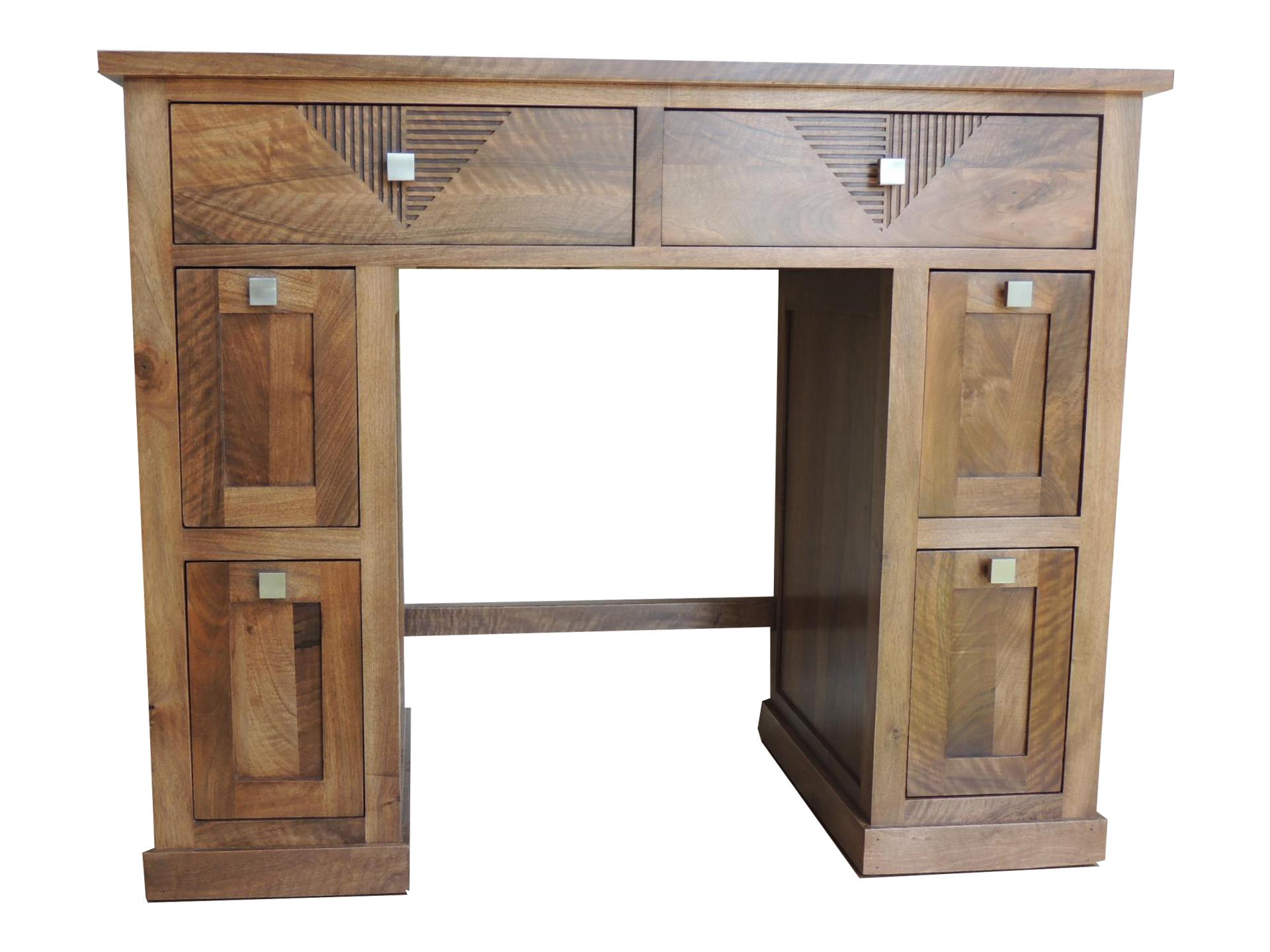 ateliercannelle.com - walnut dressing table