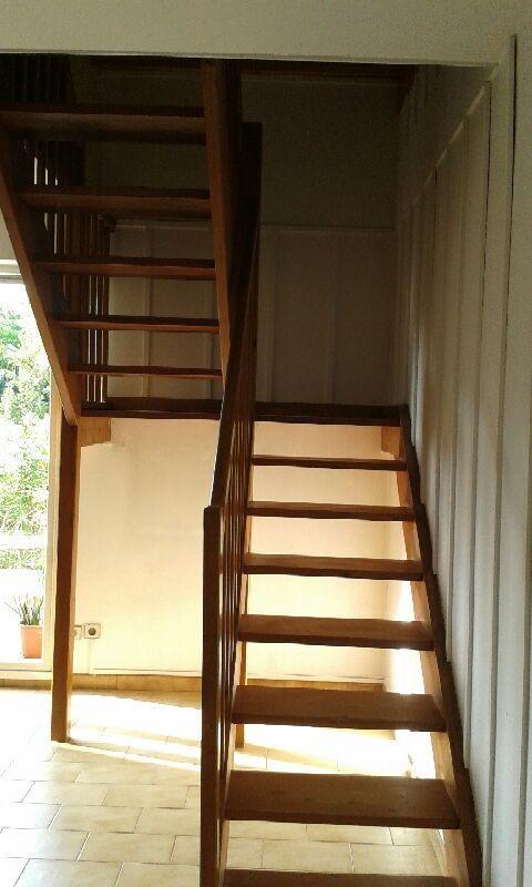 Avant - escalier