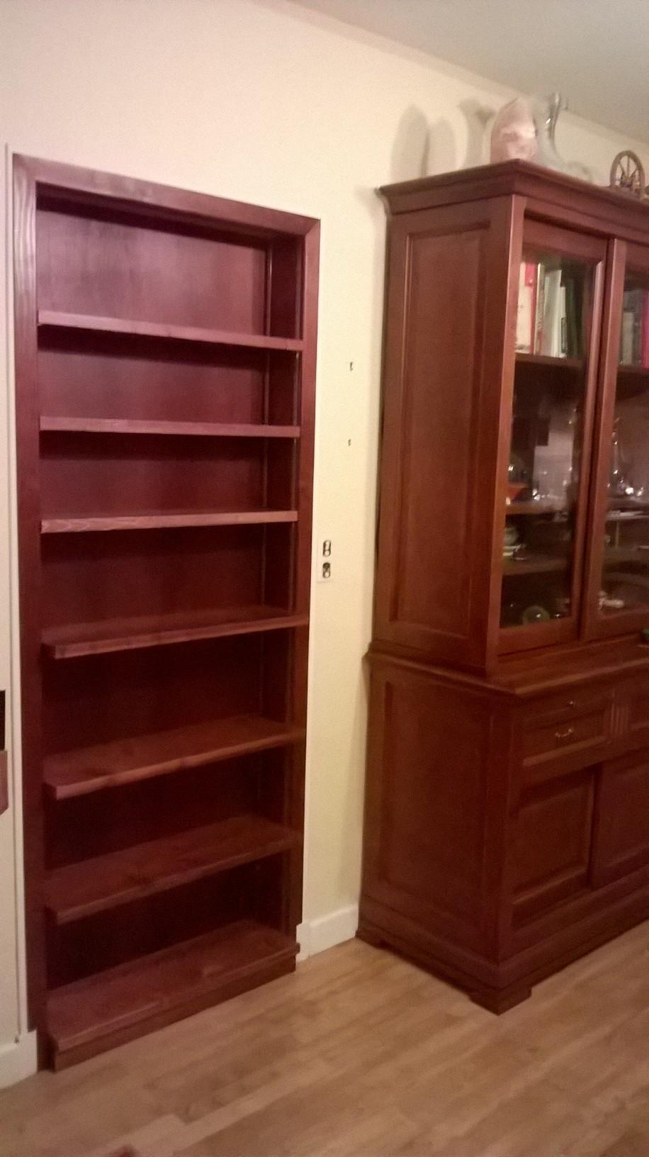 Après : bibliothèque